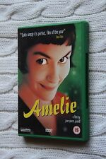Amelie (DVD, Region 2), Like new, Free shipping
