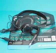 Sennheiser PC 8 USB telefonía por Internet Auriculares sobre la oreja-Negro