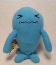 POKEMON PLUSH WOBBUFFET 2007 JAKKS STUFFED FIGURE RARE! US SELLER