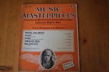 Musical Masterpieces 20: Percy Pitt 5 Complete Pieces: World's Operas/Plays