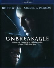 Unbreakable [New Blu-ray] Widescreen