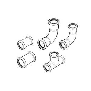 NEW Xpress Water Fittings Pack - 70 Piece UK SELLER, FREEPOST