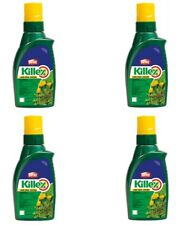 4 X 1L BOTTLES - KILLEX WEED KILLER CONCENTRATE -3 DAY SALE!- 2019 INVENTORY