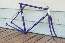 Vintage Shogun Katana triple triangle road frame, Tange Infinity steel tubeset