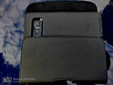 XL BELT CLIP LEATHER HOLSTER TO FIT AN OTTERBOX CASE ON SAMSUNG GALAXY S10 5G