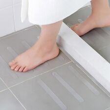 Clear Non-Slip Applique Strip Mat Sticker for Bath Tub Shower Bathroom Safety 1x