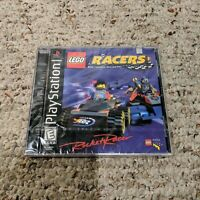 LEGO Racers PS1 (Sony PlayStation 1, 1999) Brand New Sealed