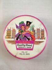 Vintage Mackintosh's Quality Street Chocolates Toffees Tin England #sundaymarket