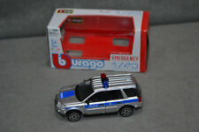 Bburago Burago Land Rover Freelander 2 Poland Police Car Polish Policja 1:43 New
