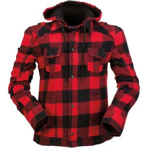 Z1R Women's Timberella Flannel Shirt (Red / Black) Choose Size