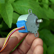 28byj48 12vdc 4 Phase 5 Wire Micro Gear Stepping Motor Reduction Stepper Motor