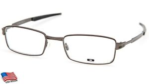 NEW OAKLEY TUMBLEWEED OX3112-0451 MATTE CEMENT Eyeglasses Frame 51-18-143 B30mm