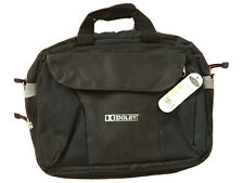 NOS Classic Dolby Laboratories retro logo Expandable Laptop/Gear/Messenger Bag