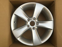 "NEW GENUINE VW SCIROCCO PASSAT CC EOS 17"" ST MORITZ SPARE ALLOY WHEEL 3C8601025F"