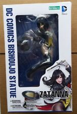 Kotobukiya Zatanna Bishoujo Statue DC Comics NEW Sealed Box!