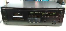 Nakamichi Cr-5,3 head cassette deck,serviced,upgraded,Ni chicon/Elna Silmic caps.