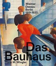 Das Bauhaus von Hans M. Wingler (2008, Gebundene Ausgabe)