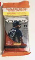 2020 Panini Prizm Baseball Fat Pack Retail 🔥⚾️ NEW SEALED W/ Bonus Pack