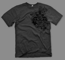 Shoulder Spade Poker T-Shirt by High Roller Clothing