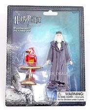 New Universal Studios Wizarding Harry Potter Dumbledore Fawkes Action Figure