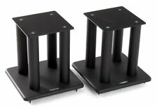 Atacama SL300i Speaker Stands Satin Black (Pair)