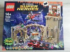 LEGO® Super Heroes 76052 Batman™ (TV-Klassiker) – Bathöhle NEU NEW OVP