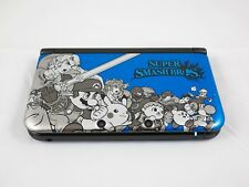 Nintendo 3DS XL Super Smash Bros. edition console - blue (adult owned)