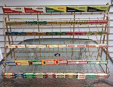 Vintage Beech-Nut Chewing Gum & Life Savers Candy Rack / Holder / Display