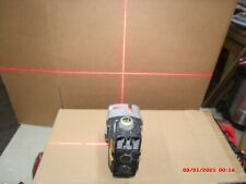 Dewalt Dw089 Self Leveling 3 Beam Line Laser