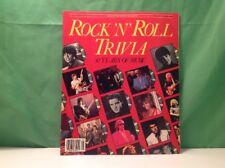Publications International Ltd., Rock 'n Roll Trivia: 30 years of Music May 1985