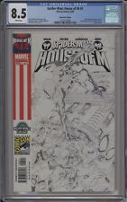SPIDER-MAN: HOUSE OF M #1 - SAN DIEGO COMIC-CON VARIANT - CGC 8.5 - 1231527006