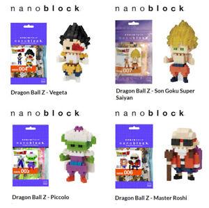 Nanoblock Dragon Ball Z Brand New & Sealed choose one AU Seller