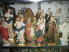 1 statuetta religiosa sacra resina alta 32 cm statue sacred religious choice