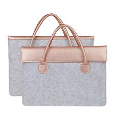 "Fashion Woolen Felt Sleeve Case Carry Bag Pouch For MacBook Air Pro 11"" 13"" 15"""