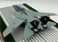 1:72 Scale US Navy F14B Tomcat Fighter Aircraft Foldable Wings 3D Plastic Model