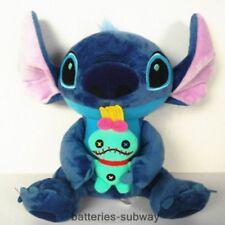 "LILO & STITCH Stitch and Scrump Soft Plush Stuffed Doll Toy 25cm 10"" Gift (S249)"