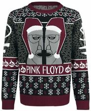 PINK FLOYD HOLIDAY SWEATER CHRISTMAS JUMPER SIZE EXTRA LARGE XL BRAND NEW