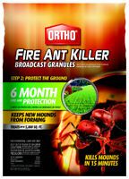 Ortho Fire Ant Killer Broadcast Granules