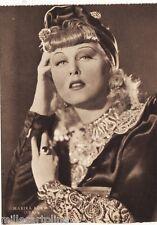 #CINEMA- ATTRICI: MARIKA ROKK- (UFA)  ediz. Rizzoli 1941
