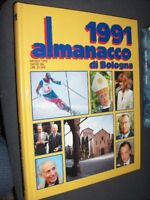 1991 Almanacco di Bologna Ed Geper L2 ^