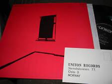 CONRAD SCHNITZLER Conal RARE '81 uniton Orig LP Cluster electronic avant-garde!