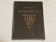 NEW The Elder Scrolls Online Morrowind Collector's Edition Strategy Guide Book