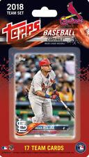 Carte collezionabili baseball originale topps Squadra St. Louis Cardinals