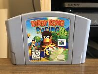 Diddy Kong Racing Nintendo 64 Authentic Game Cartridge Only Tested Works N64