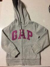 BabyGap Girls Zip Hoodie Aged 4T