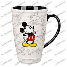 Disney Mug Latte Disney Classics Collection Mickey Mouse Cup