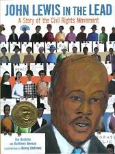 John Lewis in the Lead: A Story of the Civil Rights Movement-ExLibrary