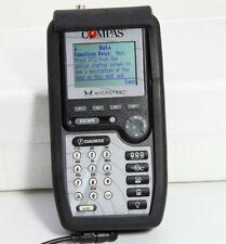 Fluke Compas Microtest 8160 Digital Metro Red Lan Pruebas y Diagnóstico Tool