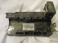 MERCEDES BENZ C CLASS FUSE BLOCK AND ANTI THEFT MODULE-5DK007974-40--A2118209126