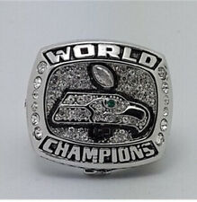 2013-2014 Seattle Seahawks Championship Ring //